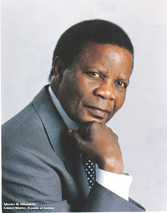History of Zambia - S.M Chisembele, Cabinet Minister Western Province.