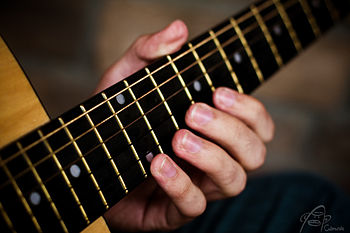 Fingerstyle rock tab