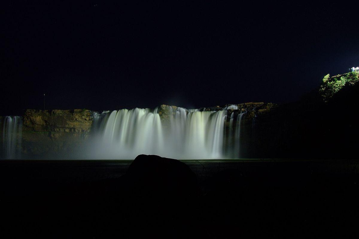 Chitrakote Falls - Wik...