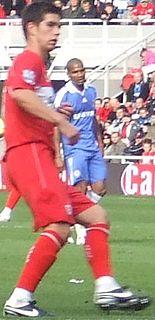 Chris Riggott English footballer