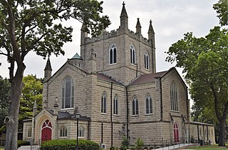 Christ Cathedral (Salina, Kansas) United States historic place