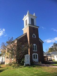 Christ Episcopal Church (Bethlehem, Connecticut) Church in CT , United States