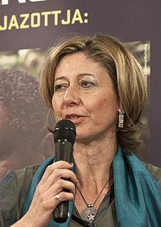 Christina Lamb British journalist