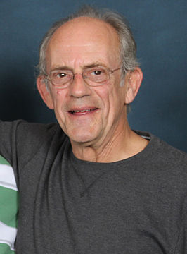 Christopher Lloyd in oktober 2010