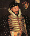 Christopher Hatton with arms dated 1589.jpg