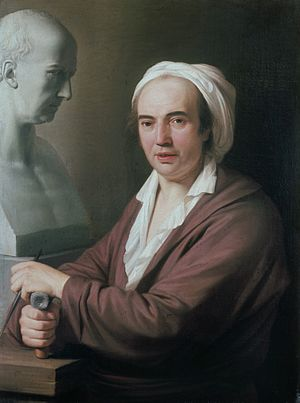 Christopher Hewetson - Image: Christopher Hewetson (1739 1798), by Stefano Tofanelli