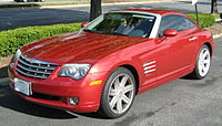 Chrysler Crossfire Red Coupe1.JPG