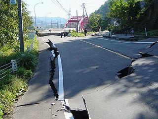 2004 Chūetsu earthquake Earthquake in Japan