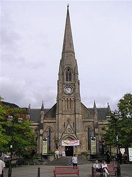 Church at Callander - geograph.org.uk - 250407
