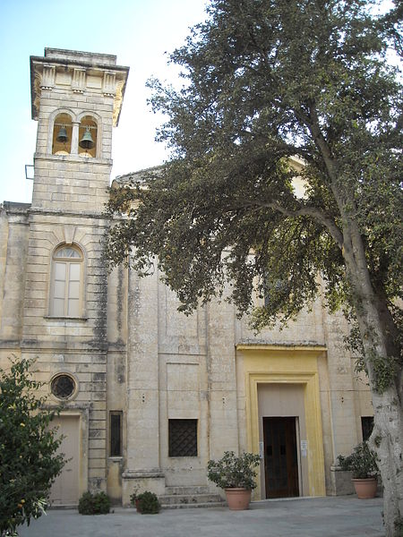 File:Church of St Agatha, Rabat.JPG