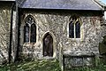 Church of St Margaret of Antioch, Margaret Roding Essex England - chancel south wall.jpg