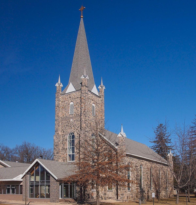 St. Mary Help of Christians Church (St. Augusta, Minnesota ...