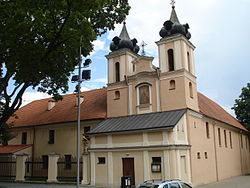 Church of the Holy Cross in Vilnius Bonifratri1.jpg