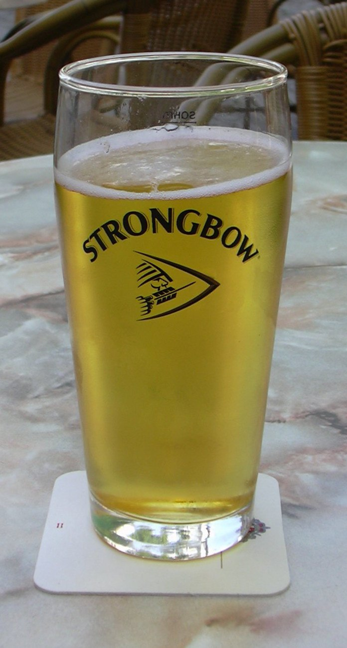 Cider-strongbow