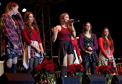 Picture of a band or musician: Cimorelli
