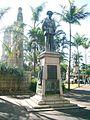City Hall and Memorial Gardens, 263 West Street, Durban. Jan Smuts (1870-1950) 01.JPG