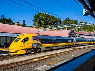 High-speed rail in Australia Overview of the high-speed rail system in Australia