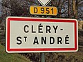 Cléry-Saint-André-FR-45-panneau d'agglomération-02.jpg