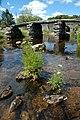 Clapper bridge & ducks - panoramio.jpg