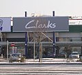 Clarks Shoes - Crown Point Retail Park - geograph.org.uk - 1145754.jpg