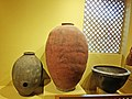 Clay pots at Odisha Crafts Museum, Bhubaneswar, Odisha, India.jpg