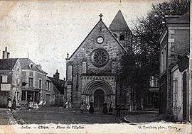 Clion, Indre - Wikipedia
