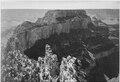 "Close-In View of Curved Cliff, ""Grand Canyon National Park,"" Arizona., 1933 - 1942 - NARA - 519898.tif"