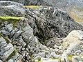 Closeups of Rocks Lille Malene hike near Nuuk Greenland.jpg