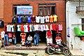 Clothes shop, Diktel, Nepal.jpg
