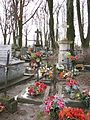 Cmentarz parafialny Wiązownica Kolonia 2012 06.jpg