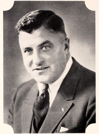 Earl Abell - Abell pictured in Reveille 1925, Mississippi State yearbook