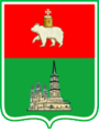 Coat of Arms of Permsky rayon (2001).png