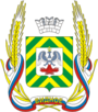 Coat of Arms of Vidnoye (Moscow oblast) (1995).png