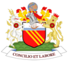 Coat of arms of Manchester City Council.png
