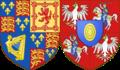 Coat of arms of Maria Clementina Sobieska.png