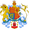 Coat of arms of the Government of Gibraltar