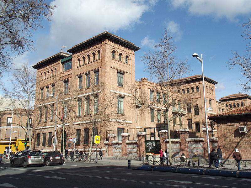 Archivo colegio jaime vera madrid jpg wikipedia la - Colegio escolapias madrid ...