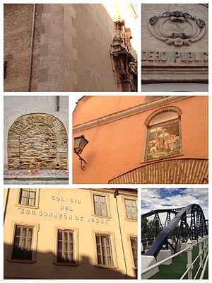 Albalat de la Ribera - Image: Collage Albalat