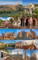 Collage de la ciudad de Toledo, Castilla-La Mancha, España.png