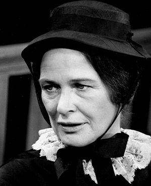 Colleen Dewhurst - Dewhurst in The Trial of Susan B. Anthony, 1971