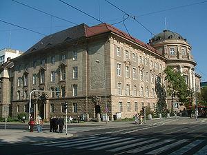 Adam Mickiewicz University in Poznań - Collegium Maius