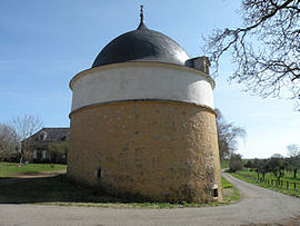 The dovecote of Vassé