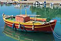 Colorful boat Nea Artaki Euboea Greece.jpg