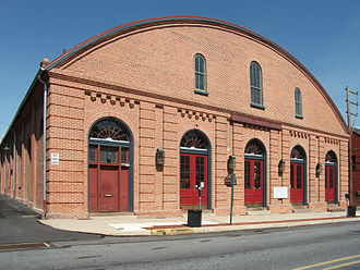 Columbia, Pennsylvania - Columbia Market House