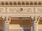 Columns of Piran Town Hall, Piran, Slovenia.jpg