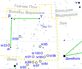 Coma Berenices constellation map ru lite.png