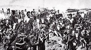 Battle of Haynau - Image: Combat d'Haynau, 26 mai 1813