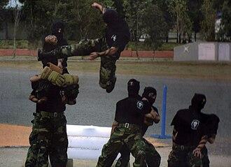 """1º Compañía de Comandos """"Iquique"""" - Image: Combateecl"""