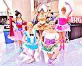 Comikaze 2014 - Disney Princesses Ballerinas (15769519891).jpg
