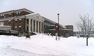 Concord High School (New Hampshire) High School in New Hampshire, USA